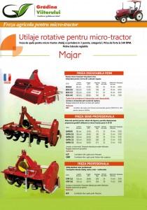 freza-tractor